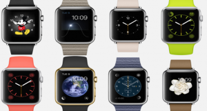 8 apple watches